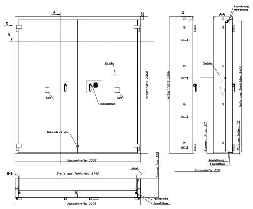 wertschutzraumt r tresorraumt r panzert r archivt r clavis tresore. Black Bedroom Furniture Sets. Home Design Ideas